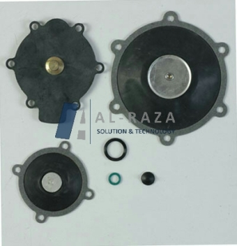 VANAZ DIAPHRAGM KIT