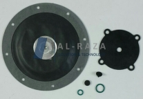 STAR 3 WHEELER DIAPHRAGM KIT